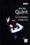 """Couverture du livre : """"Le comédien malgré lui"""""""