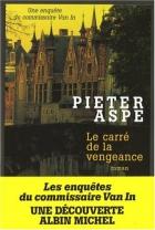 """Couverture du livre : """"Le carré de la vengeance"""""""