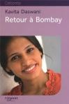 """Couverture du livre : """"Retour à Bombay"""""""