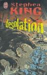 """Couverture du livre : """"Désolation"""""""