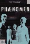 """Couverture du livre : """"Phaenomen"""""""