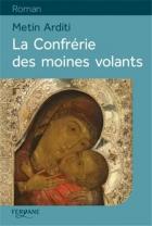 """Couverture du livre : """"La confrérie des moines volants"""""""