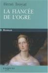 """Couverture du livre : """"La fiancée de l'ogre"""""""