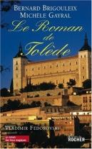"""Couverture du livre : """"Le roman de Tolède"""""""