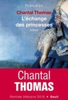 """Couverture du livre : """"L'échange des princesses"""""""
