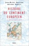 """Couverture du livre : """"Histoire du continent européen"""""""