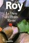 """Couverture du livre : """"Le dieu des petits riens"""""""