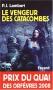 """Couverture du livre : """"Le vengeur des catacombes"""""""