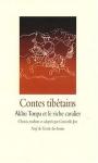 """Couverture du livre : """"Contes tibétains"""""""