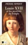 """Couverture du livre : """"Louis XVII et le mystère du Temple"""""""