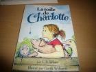 """Couverture du livre : """"La toile de Charlotte"""""""