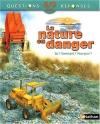 """Couverture du livre : """"La nature en danger"""""""
