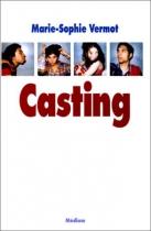 """Couverture du livre : """"Casting"""""""