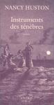 """Couverture du livre : """"Instruments des ténèbres"""""""
