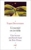 """Couverture du livre : """"L'essentiel est invisible"""""""