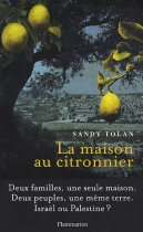 """Couverture du livre : """"La maison au citronnier"""""""