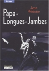 """Couverture du livre : """"Papa-Longues-Jambes"""""""