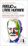 """Couverture du livre : """"Freud et l'âme humaine"""""""