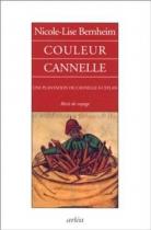 """Couverture du livre : """"Couleur cannelle"""""""