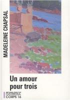 """Couverture du livre : """"Un amour pour trois"""""""