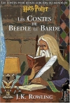 """Couverture du livre : """"Les contes de Beedle le Barde"""""""