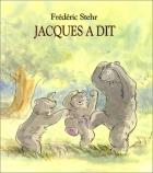 """Couverture du livre : """"Jacques a dit"""""""