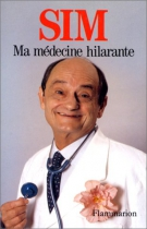 "Couverture du livre : ""Ma médecine hilarante"""