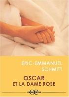 """Couverture du livre : """"Oscar et la dame rose"""""""