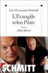 """Couverture du livre : """"L'Évangile selon Pilate"""""""