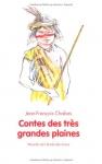 """Couverture du livre : """"Contes des très grandes plaines"""""""