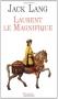 """Couverture du livre : """"Laurent le Magnifique"""""""