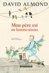"""Couverture du livre : """"Mon père est un homme-oiseau"""""""