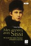 """Couverture du livre : """"Mes années avec Sissi"""""""