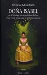 """Couverture du livre : """"Doña Isabel"""""""