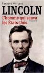 """Couverture du livre : """"Abraham Lincoln"""""""