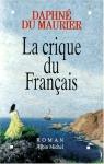 """Couverture du livre : """"La critique du Français"""""""
