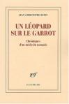 """Couverture du livre : """"Un léopard sur le garrot"""""""
