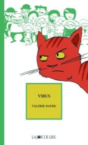 """Couverture du livre : """"Virus"""""""