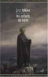 """Couverture du livre : """"Le conte des enfants de Húrin"""""""
