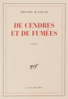 """Couverture du livre : """"De cendres et de fumées"""""""