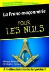 """Couverture du livre : """"La franc-maçonnerie pour les nuls"""""""