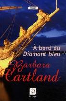 """Couverture du livre : """"A bord du Diamant bleu"""""""