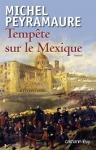 """Couverture du livre : """"Tempête sur le Mexique"""""""
