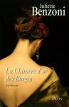 """Couverture du livre : """"La chimère d'or des Borgia"""""""