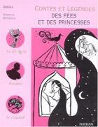 """Couverture du livre : """"Contes et légendes des fées et des princesses"""""""