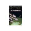 """Couverture du livre : """"Histoires de cosmonautes"""""""