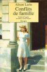 """Couverture du livre : """"Conflits de famille"""""""