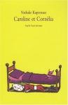 """Couverture du livre : """"Caroline et Cornélia"""""""