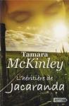 """Couverture du livre : """"L'héritière de Jacaranda"""""""