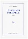 """Couverture du livre : """"Les champs d'honneur"""""""